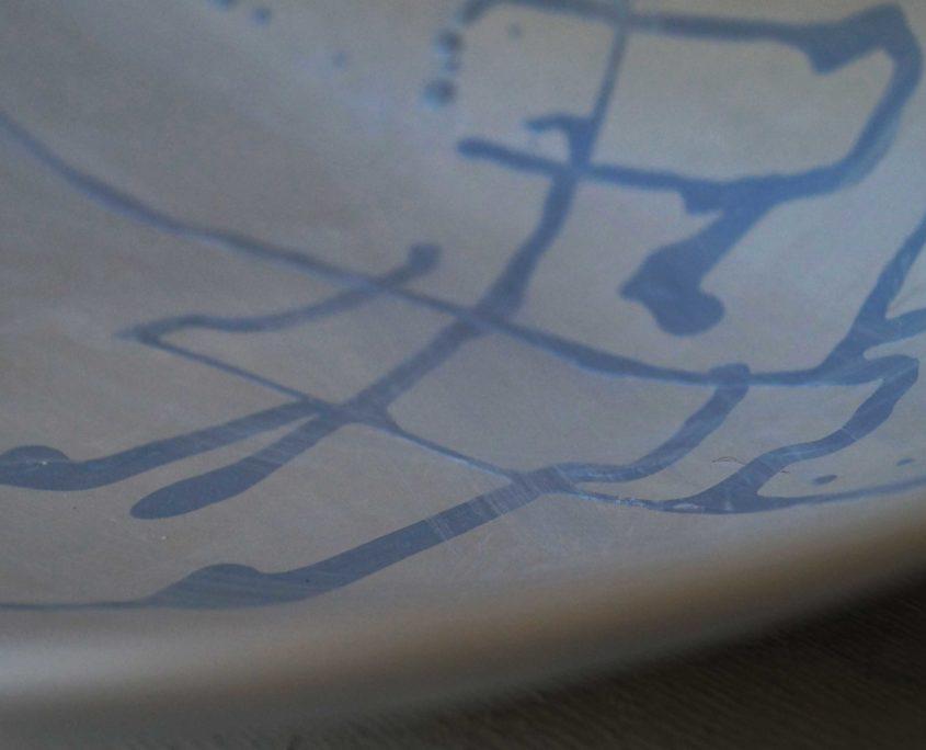 engobe, création Elsa Dinerstein, , savoir-faire, atelier laboratoire, expérimentation, savoir-faire, made in france