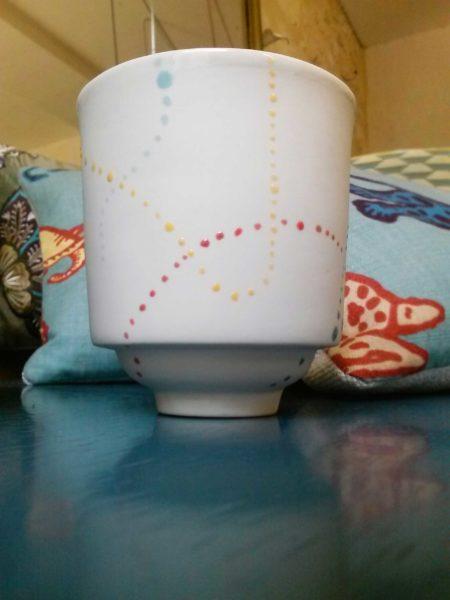 mug metropolis, design Atelier Elsa dinerstein, métiers d'art contemporain, savoir- faire, makers, porcelaine peint-main, restauration, gastronomie, makers